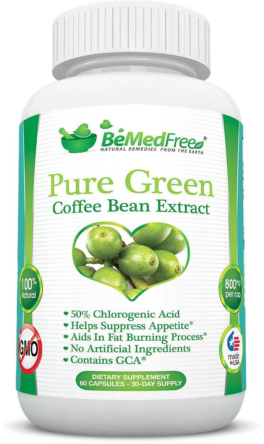 Pin on Pure Green Coffee Bean Extract