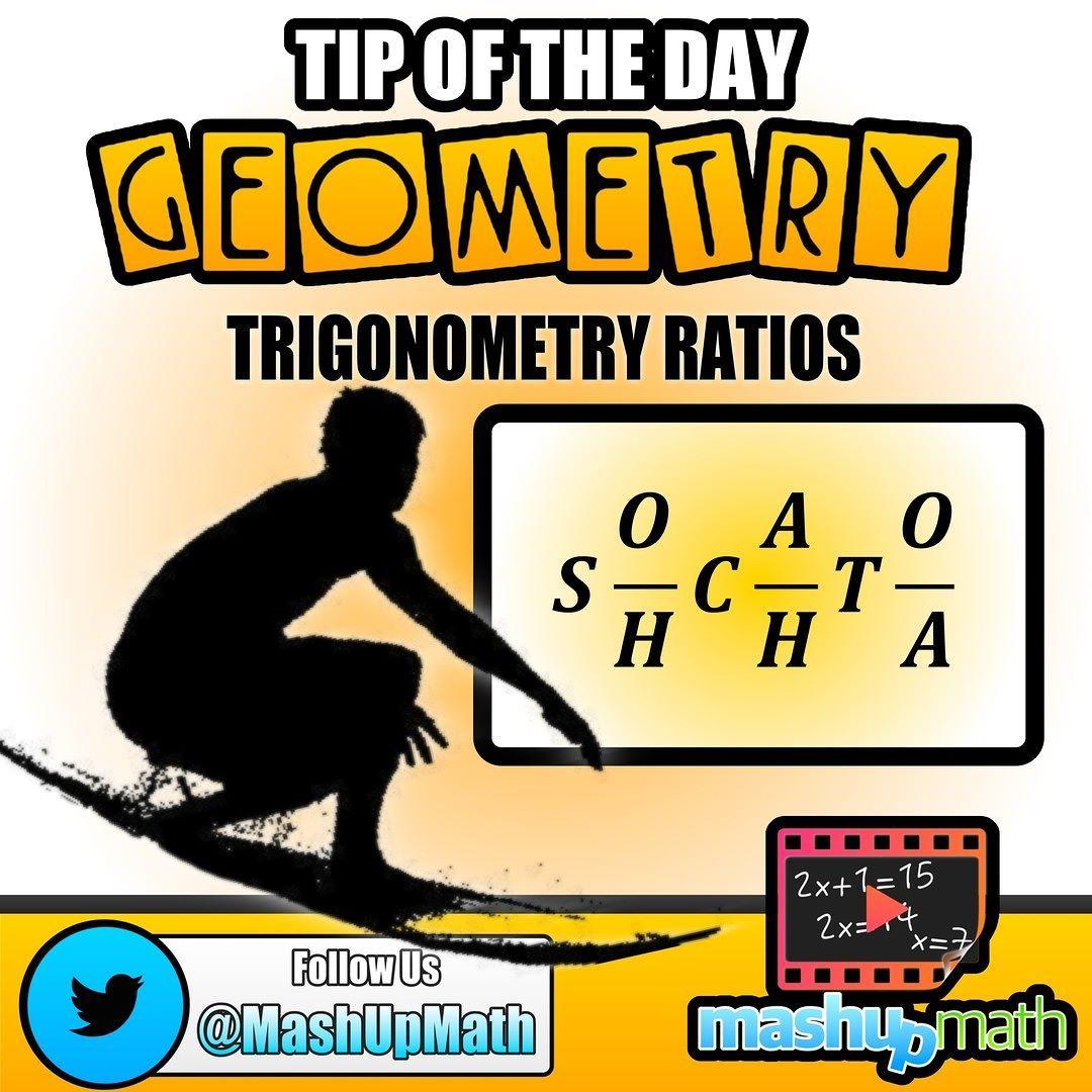 Do You Know The Trigonometry Ratios Tag A Student Math