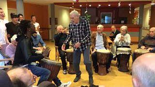 danseurs retraites - YouTube