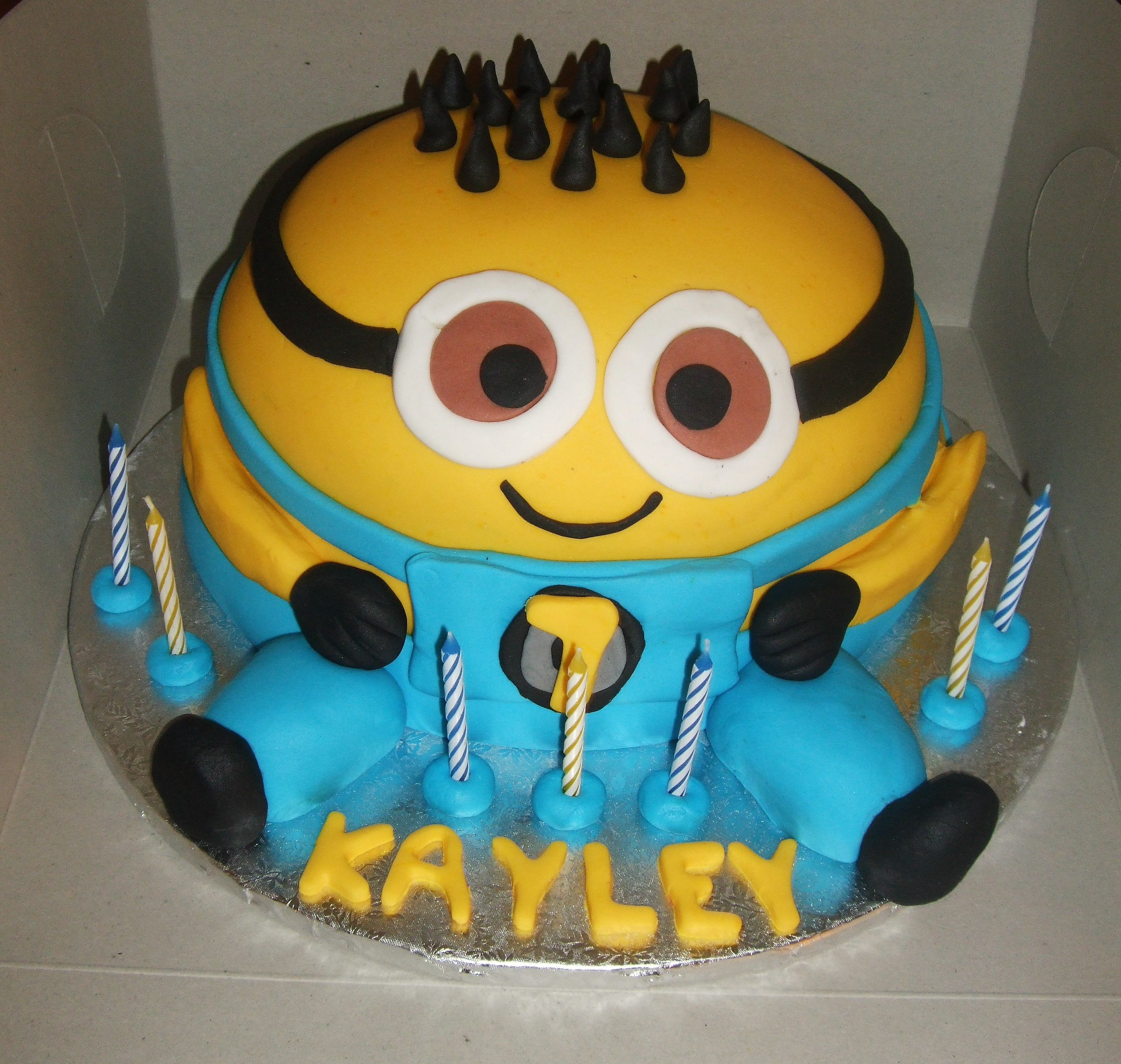 minion cake walmart the gallery for gt walmart minions birthday cake 5934