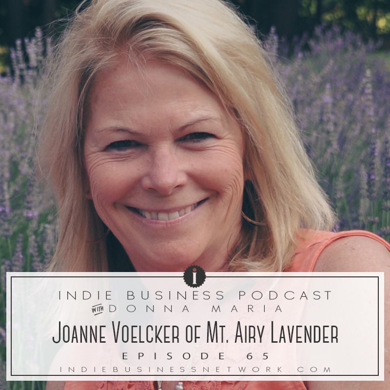 Maker Stories: Episode 65: Joanne Voelcker Of Mt. Airy