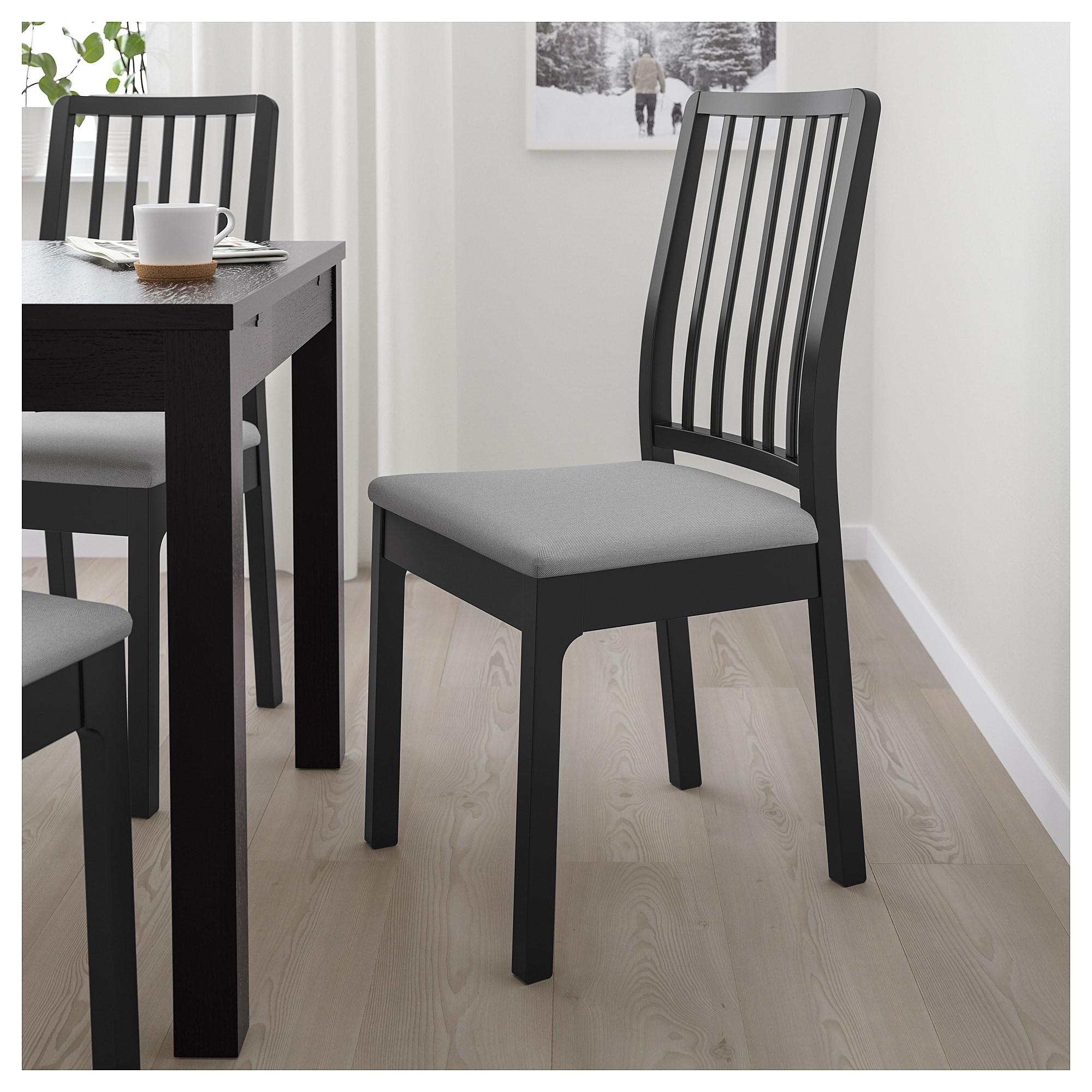Ikea Eetkamer Stoelhoezen.Furniture And Home Furnishings Ikea En Gray