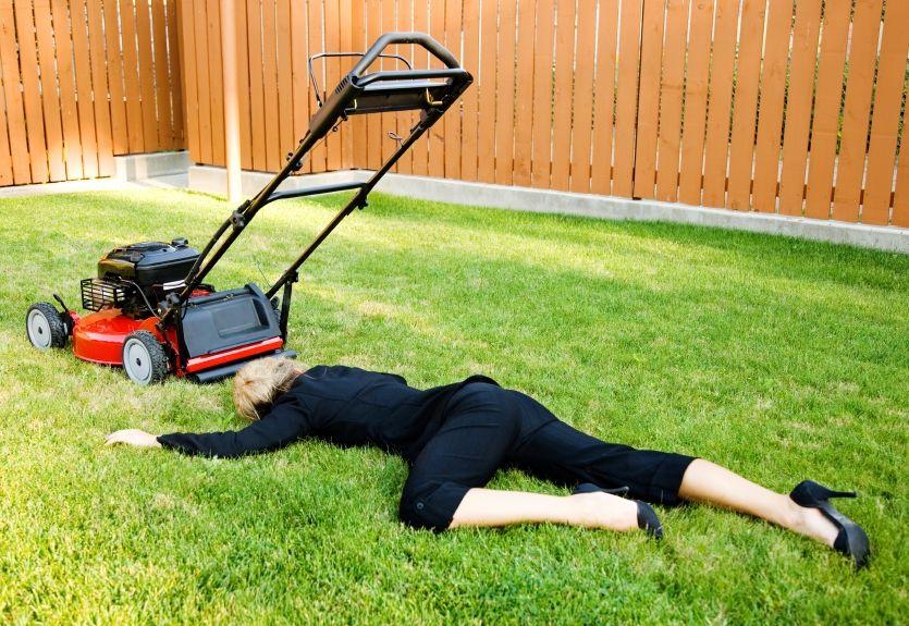 das sollte ihnen beim rasen m hen m glichst nicht passieren automower rasenroboter. Black Bedroom Furniture Sets. Home Design Ideas