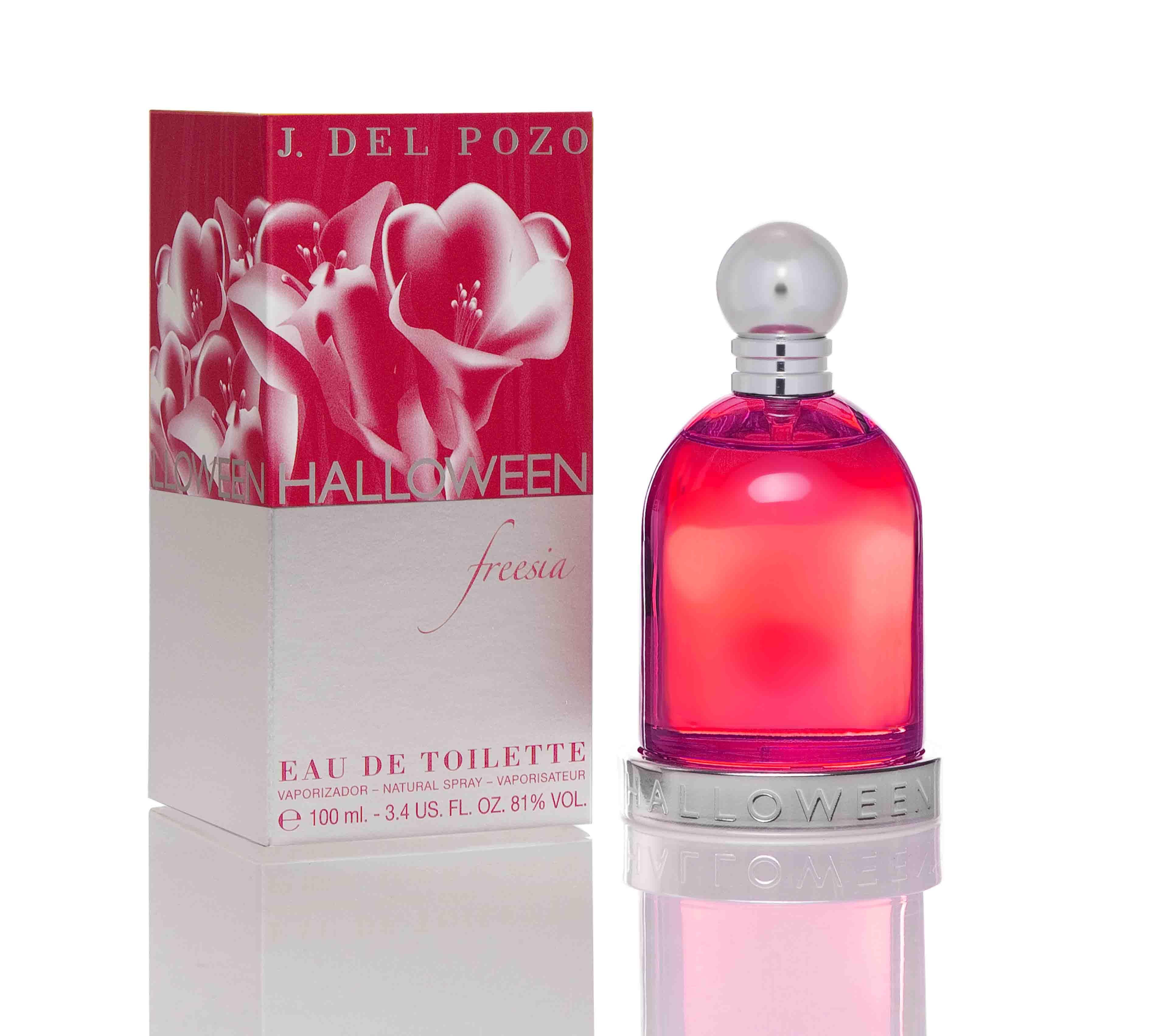 J. Del Pozo Halloween Freesia Perfume, Perfumeria