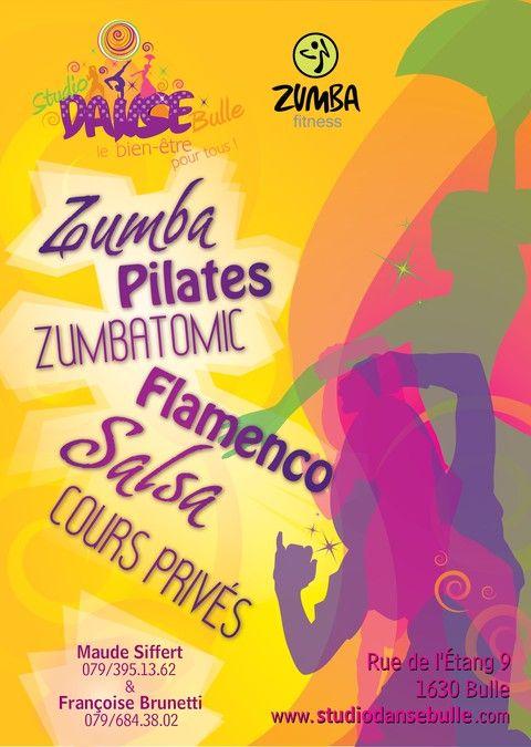 Aidez Studio Danse Bulle avec un nouveau聽Affiche publicitaire by PetiteRouquine