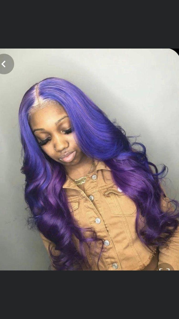 Purple Braids Hairstyles  #Purple #Braids #boxbraidshaircuts #box Braids styles