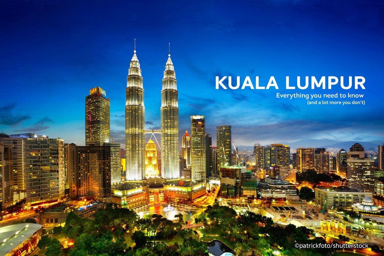 Kuala Lumpur is the capital city of Malaysia boasting gleaming