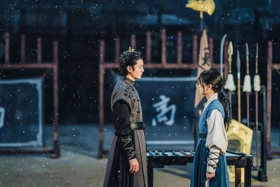 "4 Lessons On Palace Life We Learned From Episodes 7-8 Of ""River Where The Moon Rises"""