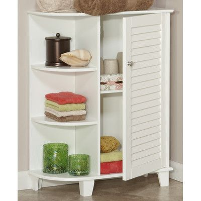 """Found it at Wayfair - 23.63"""" x 31.1"""" Free Standing Cabinet"""