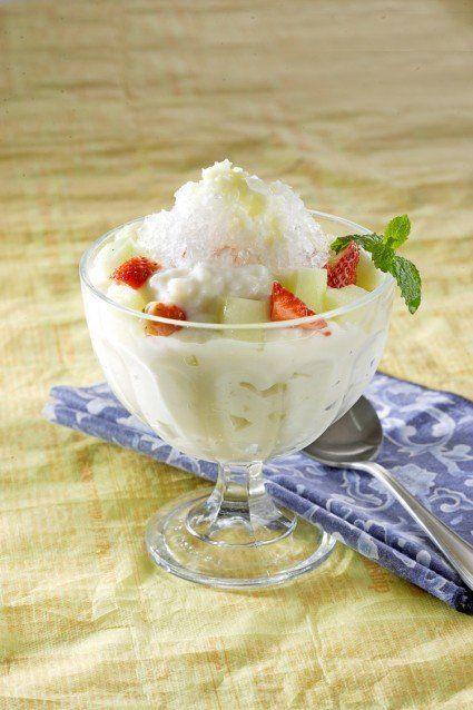 Bubur Dingin Frutila Sajian Sedap Resep Makanan Makanan Resep