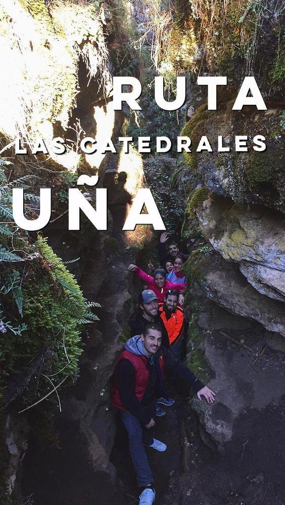 La Ruta De Las Catedrales De Uña Recorrido Fotos Y Track Rutas Senderismo España Rutas De Senderismo Lugares De España