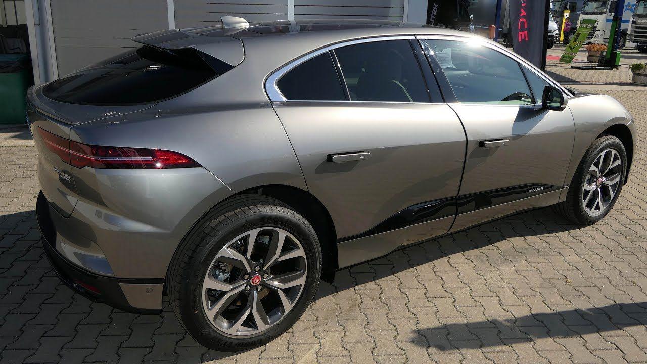 NEW 2020 Jaguar I Pace HSE EV 400 AWD Electric Sport SUV