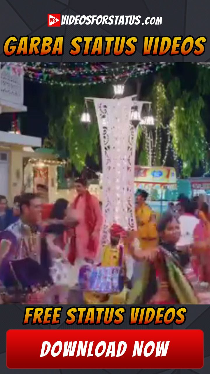 Gujarati garba whatsapp status video download. Gujarati ...