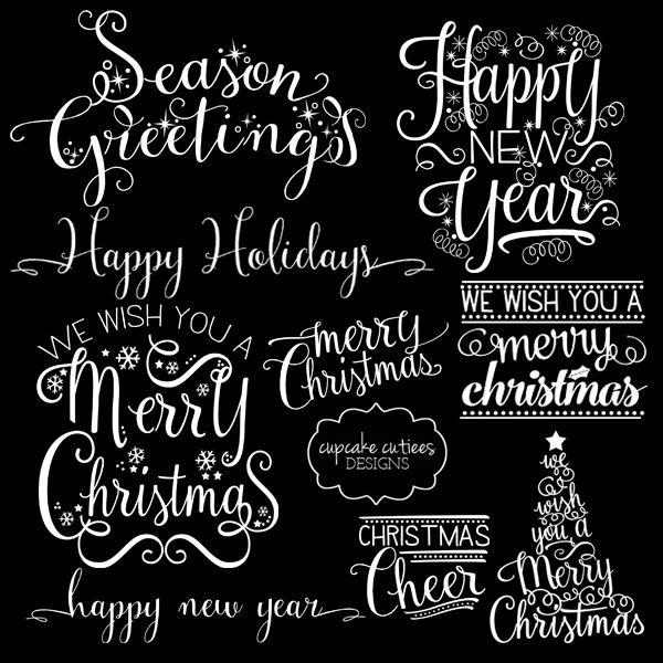 Seasons greetings happy new year word overlay clip art diy seasons greetings happy new year word overlay clip art m4hsunfo