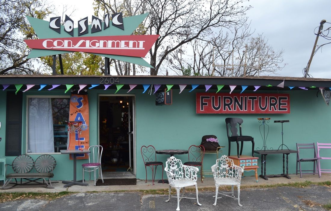 Good Featuring Cosmic Consignment Austin Vintage Furniture Store Vintage  Furniture With Austin Area Furniture Stores