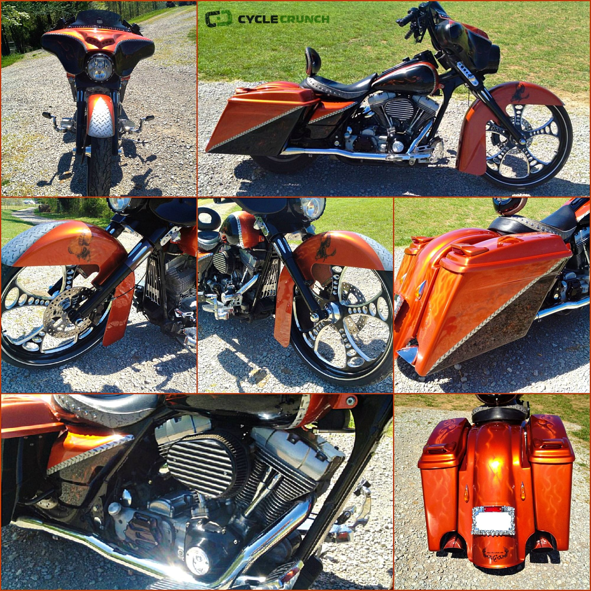 For Sale 2001 Harley Davidson Electra Glide Standard Fully Customized Ethridge Tn Click The Pin For Electra Glide Standard Harley Davidson Electra Glide [ 2000 x 2000 Pixel ]