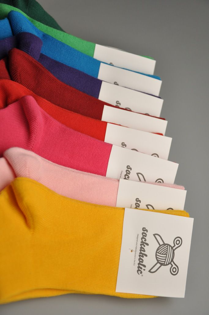 Color Socks #sockaholic #FeelTheColor #fashion #vintage #retro