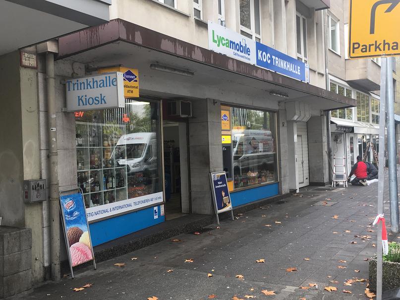 Pin Von Sebuyo Marketplace Auf Deutschland Mit Bildern Kiosk