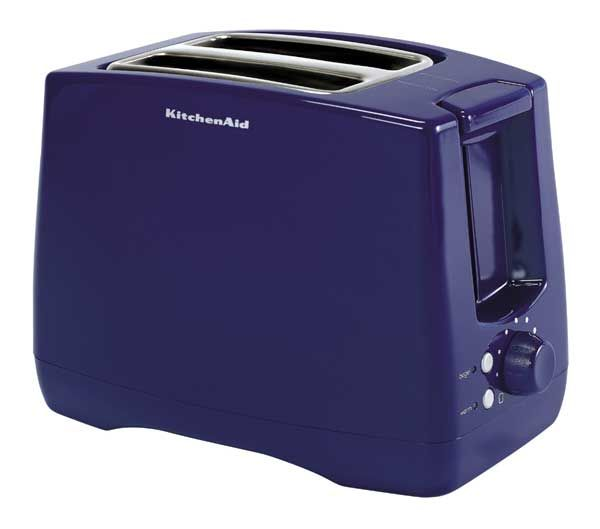 Kitchen Aid 2 Slice Toaster Cobalt Blue I M So Blue