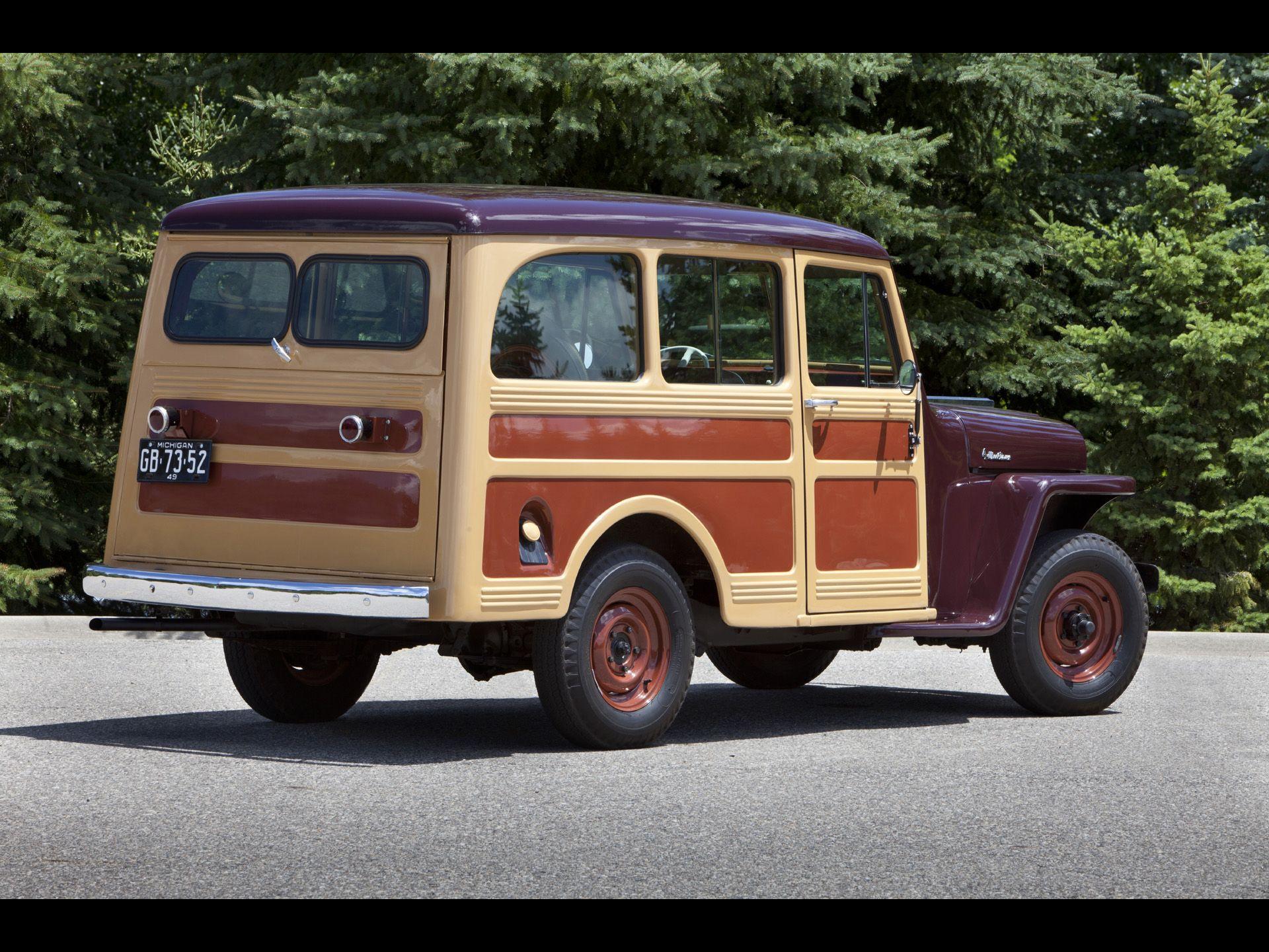 Jeep Willys Wagon For Sale #114 | Estancieras jeep willys
