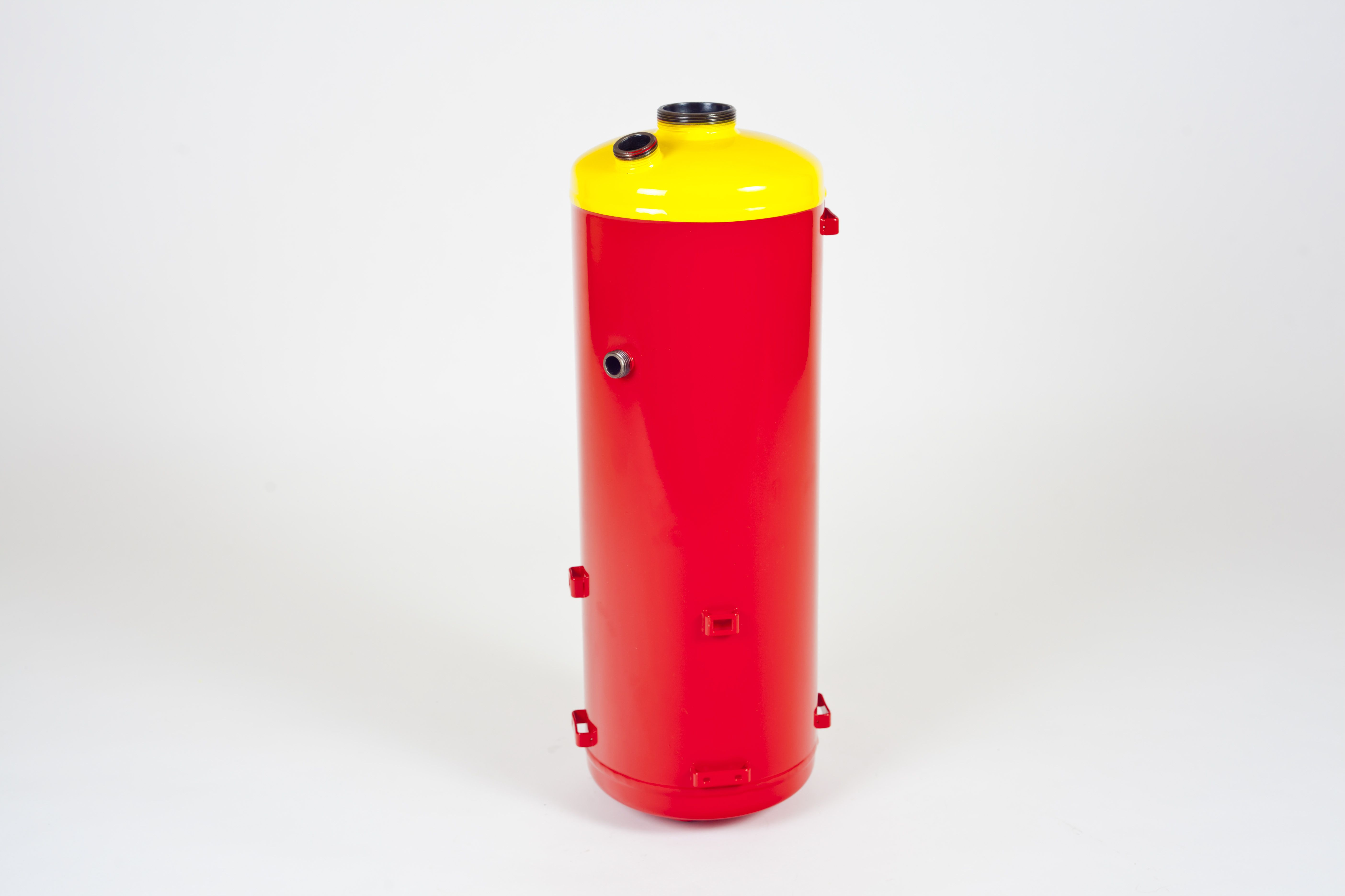Modified fire extinguisher cylinder