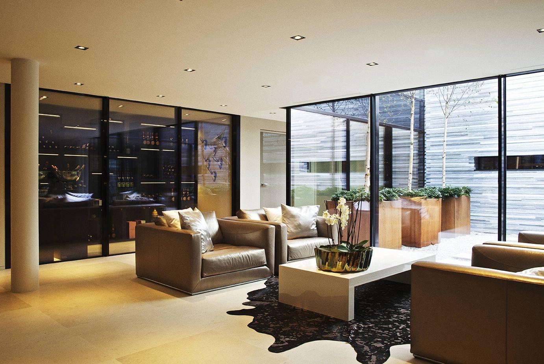 Lounge Interieur Idee 235 N Interieur Woonkamer