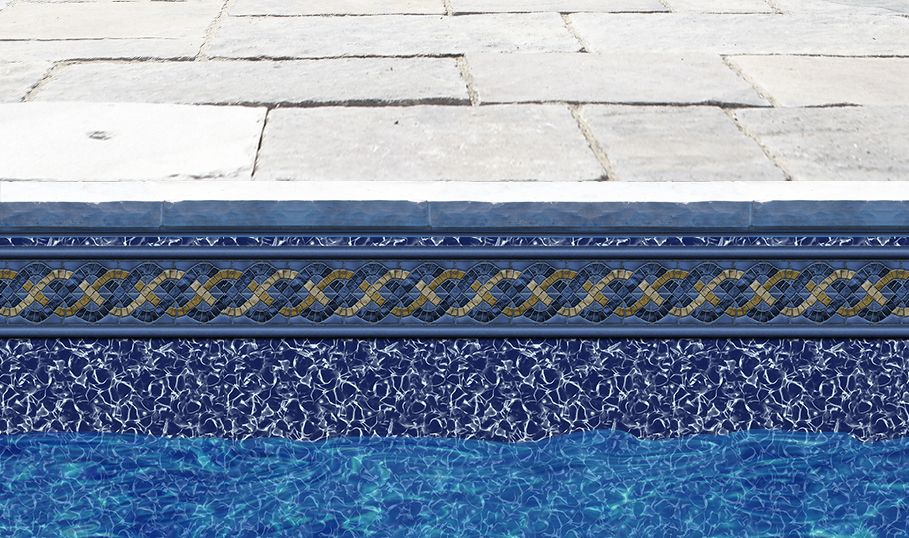 Inground Liner Patterns Pool Supplies Pool Liners Swimming Pools