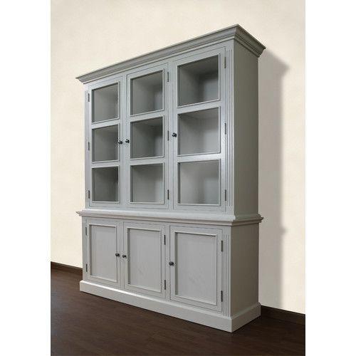 French Restoration Spencer Display Cabinet | Wayfair