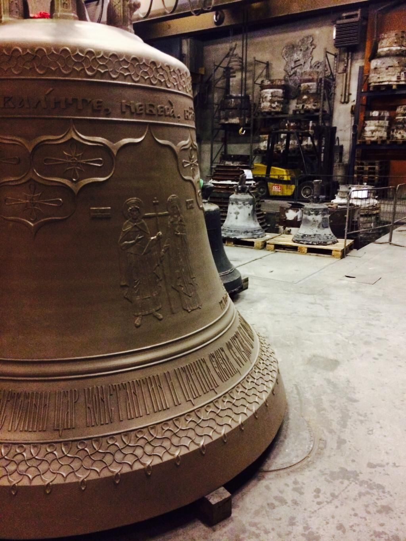 Glockengiesserei Grassmayr (tour, bell manufacturing) - Innsbruck, AustriaReviews - TripAdvisor