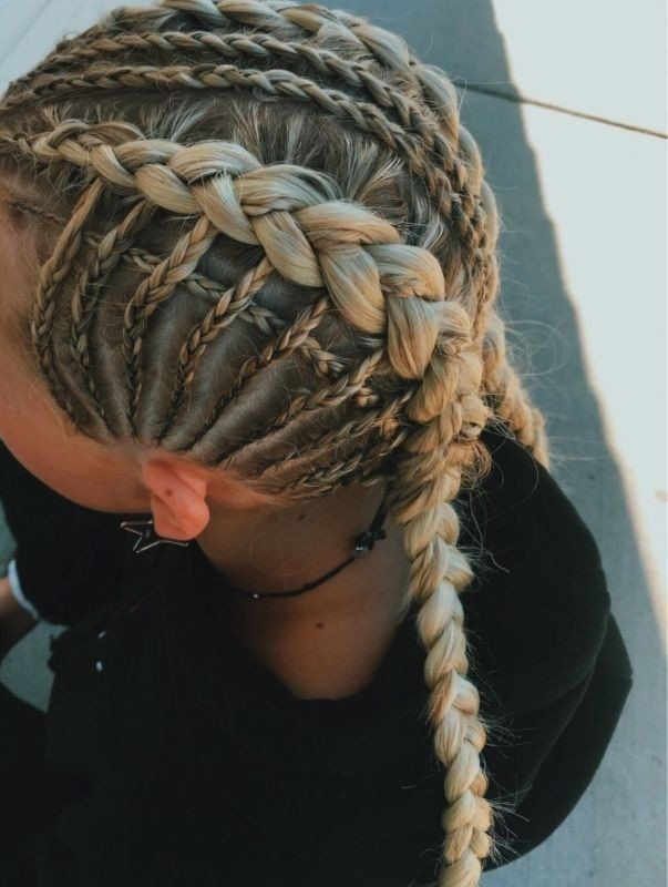 Ideal And Eazy French Braids For Teens In 2020 Hair Styles Sporty Hairstyles Long Hair Styles