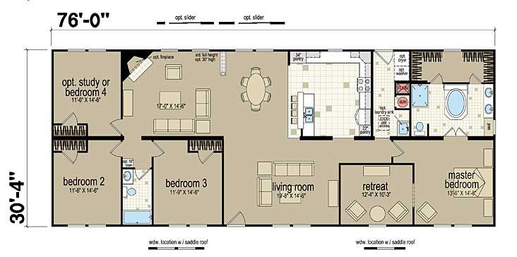 Champion Mobile Home Floor Plans Images
