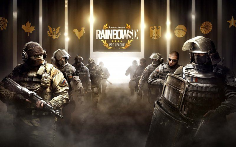 Tom Clancy S Rainbow Six Siege Pro League 4k Rainbow Six Siege