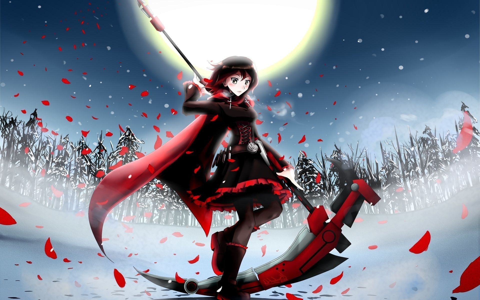 Ruby Rose Rwby Wallpaper 1515 Anime Wallpaper Phone Rwby Wallpaper Anime Wallpaper 1920x1080