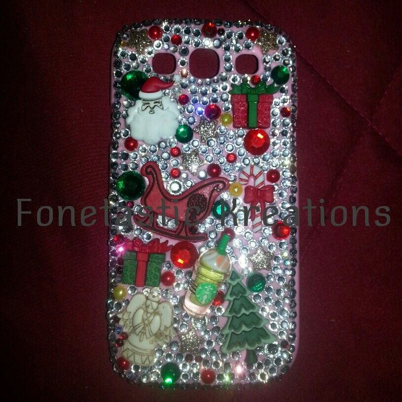 Galaxy S3 Christmas theme FoneTastic Kreations Pinterest