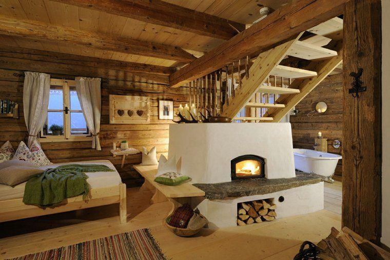 Decoration Interieur Chalet - Rellik.us - rellik.us