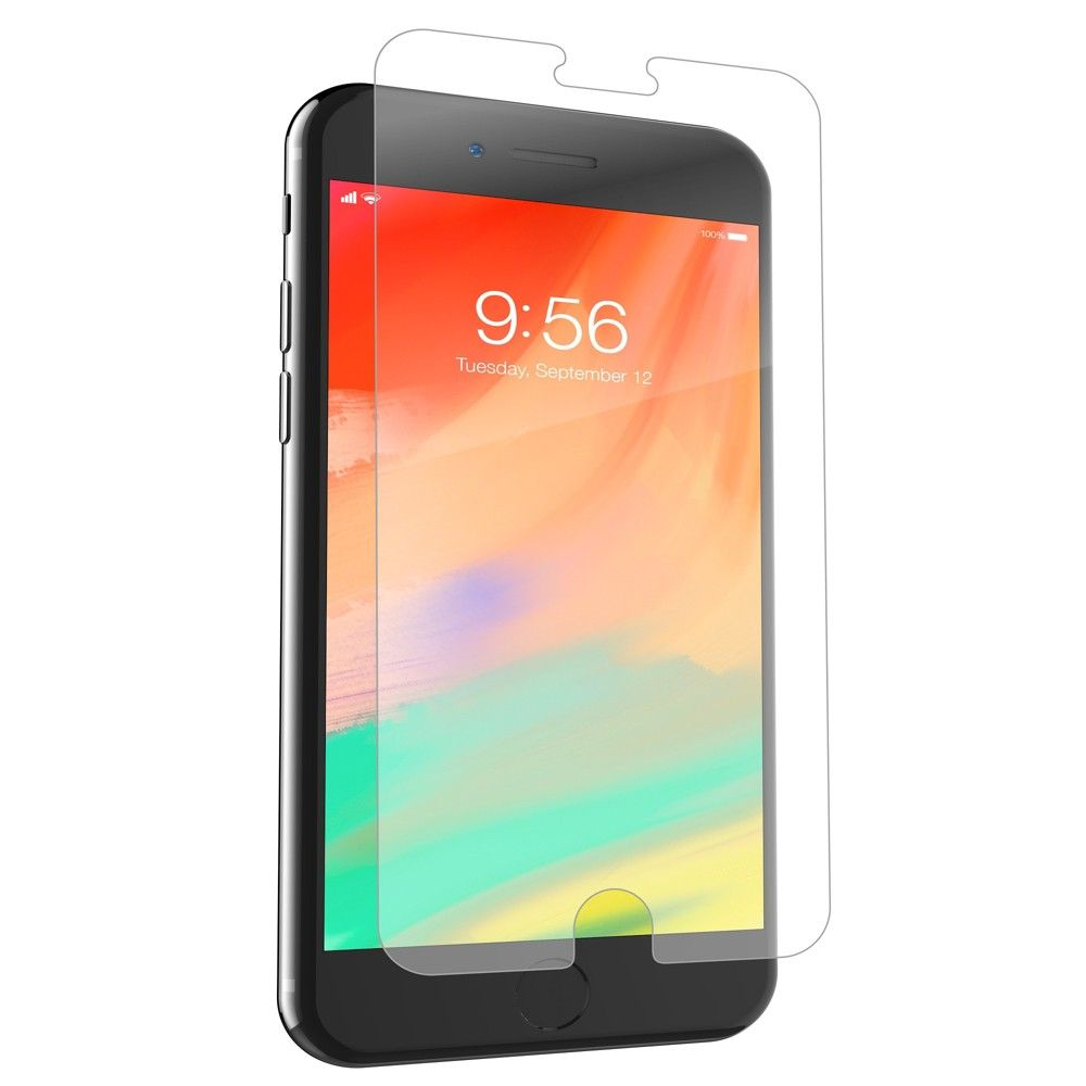 Zagg Apple Iphone 8 7 6s 6 Invisibleshield Glass Smudge Proof Screen Protector Clear Products Cell Phone Screen Protector Iphone 8 Screen Protector