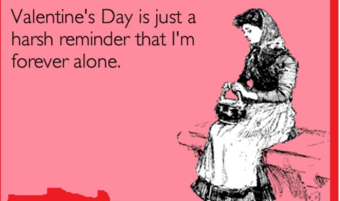 Valentine's Day Jokes for married, couples and singles: Funny One ... | Funny  valentines day quotes, Funny one liners, Single quotes funny