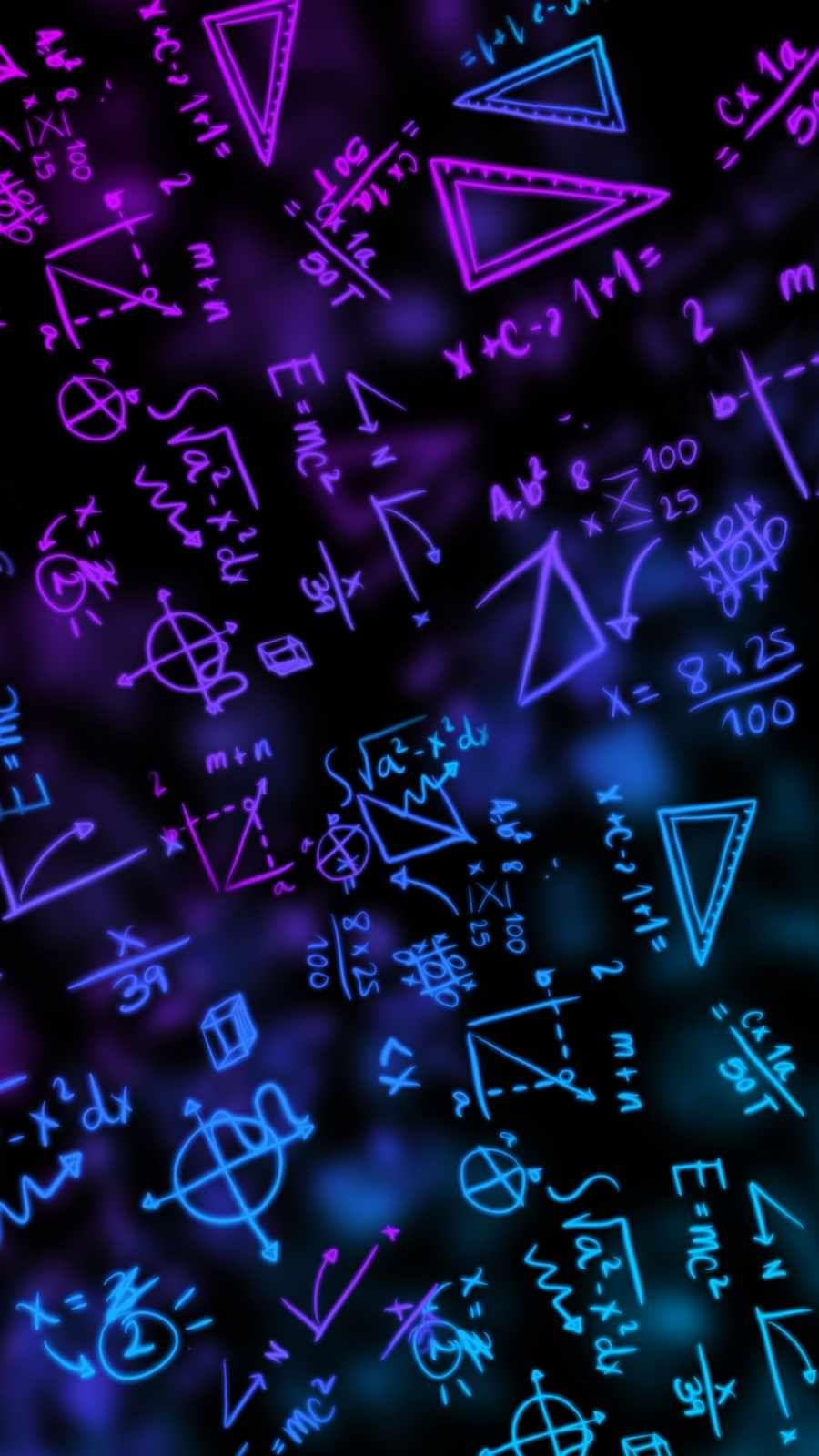 Mathamatics iPhone Wallpaper - iPhone Wallpapers