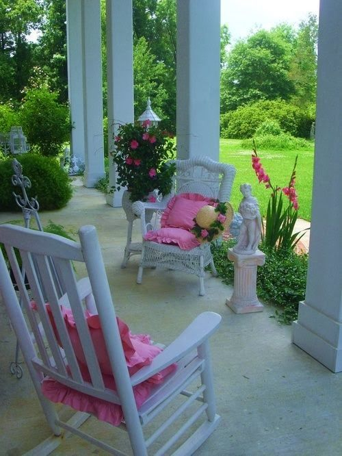 The South - come sit a spell **Cottage Charm Pinterest