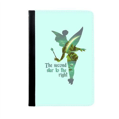 Custom stylish blue tinkerbell design tablet case with strap for custom stylish blue tinkerbell design tablet case with strap for ipad mini12 casehome 02484 voltagebd Image collections