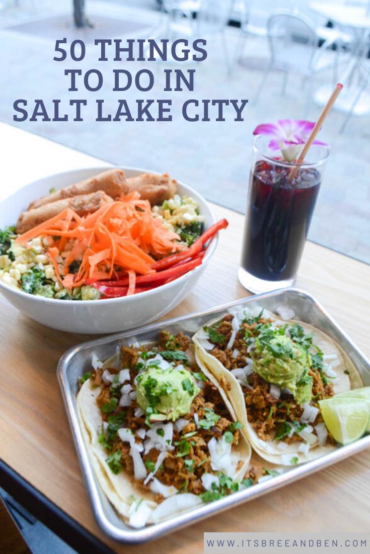 50 Things To Do In Salt Lake City Utah In 2020 Salt Lake City Restaurants Vegan Restaurants Vegan Travel
