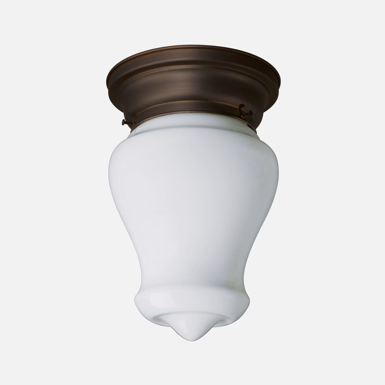Otis Schoolhouse Electric Lights And Farmhouse Kitchen Decor - Surface mounted kitchen light fixtures