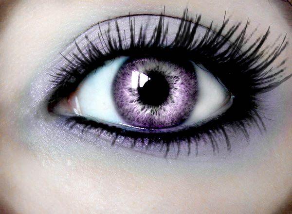 Behind these purple eyes by Inthemindofsarah.deviantart ...  Violet Eyes Mutation
