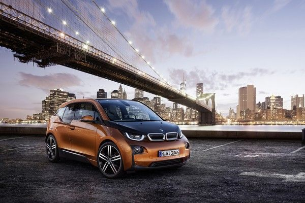 Nice Bmw Bmw I3 Electric Car 170 Horsepower 100 Miles Per