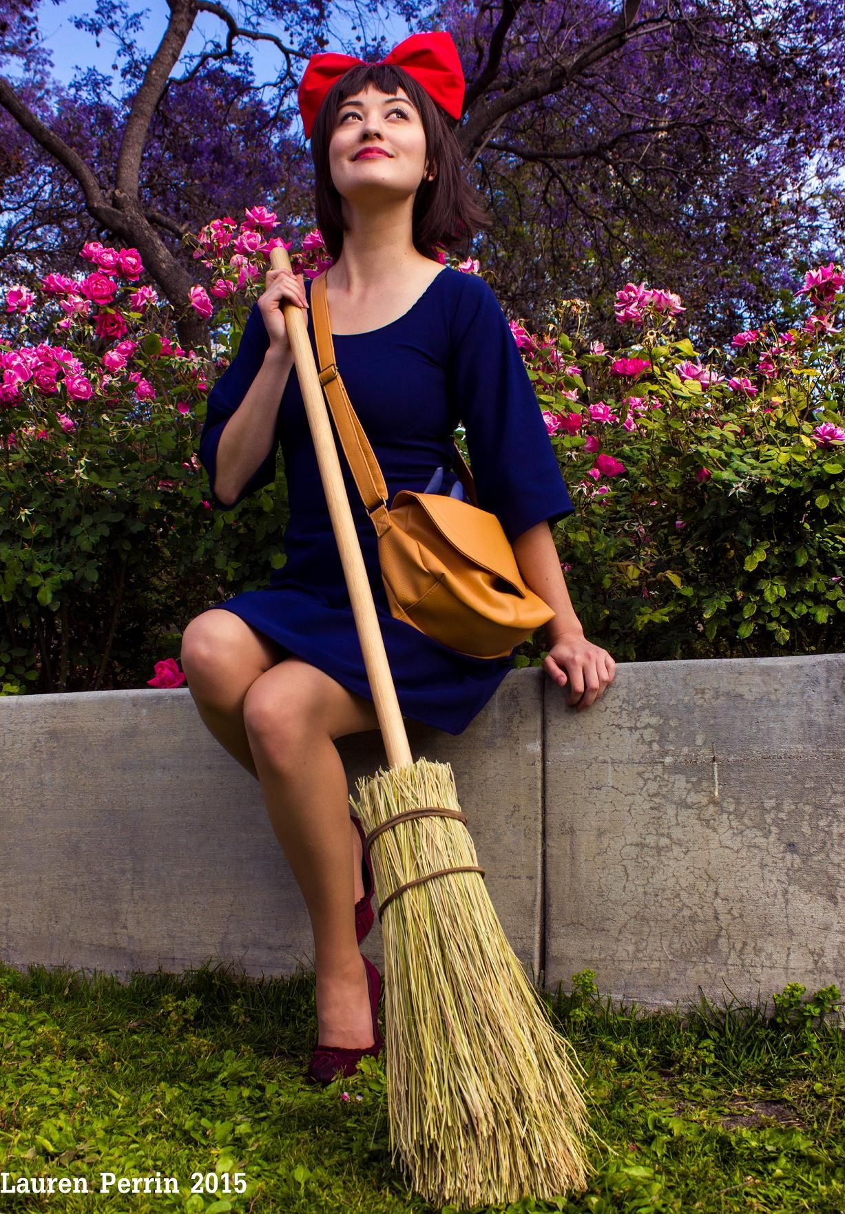 Photographer Kiki From Kiki S Delivery Service Cosplay