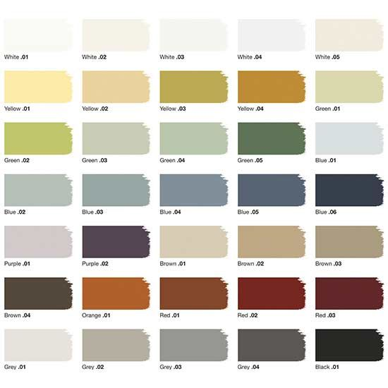 Why we 39 re loving crate and barrel 39 s new paint line for Eco friendly colours for painting