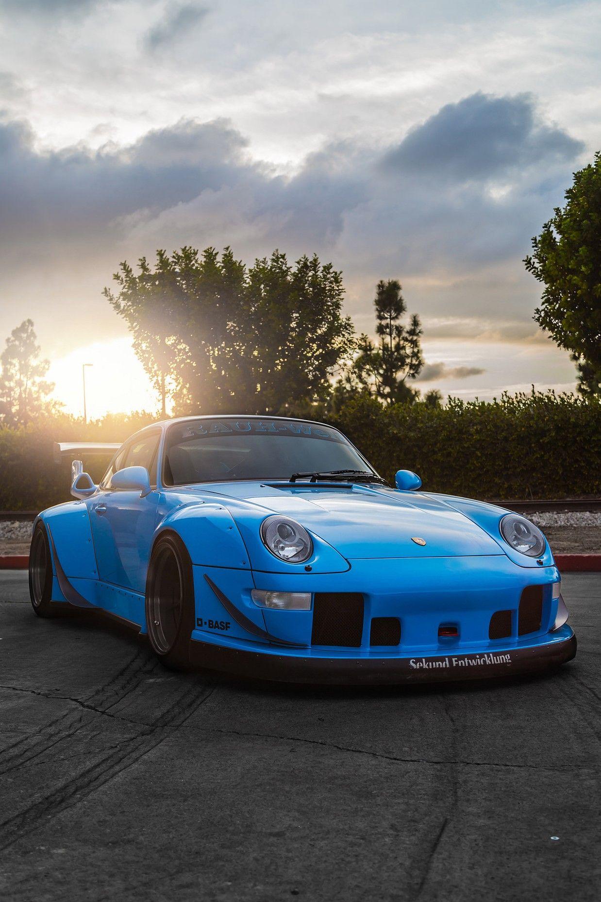 #Porsche 911 RWB