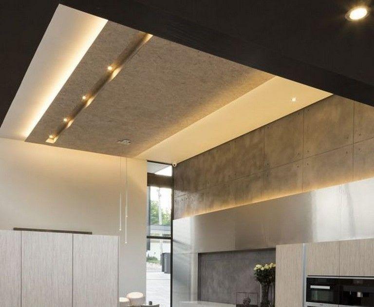 Cool Modern Kitchen Ceiling Lighting Designs In 2020 Kitchen