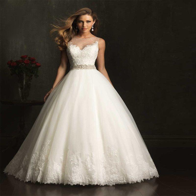 Item Type: Wedding Dresses Waistline: Natural is_customized: Yes ...