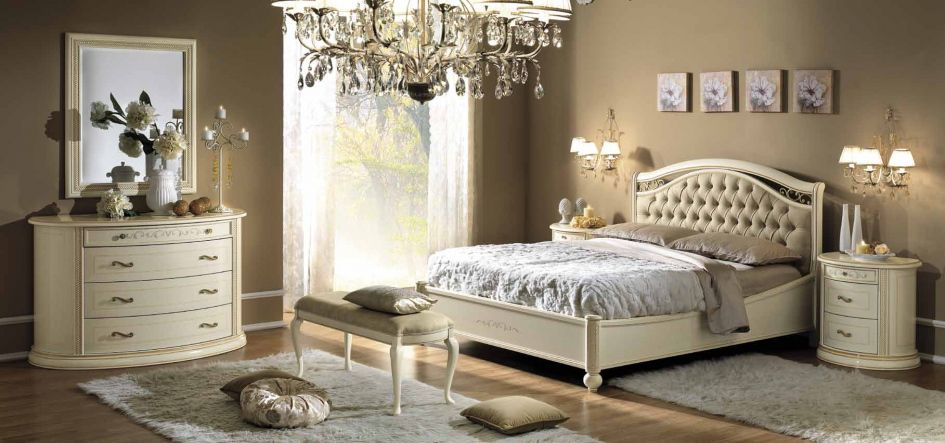 Pin Oleh Luciver Sanom Di Bedroom Interior Design Pinterest Rh Com Cream Colored Furniture Sets Color